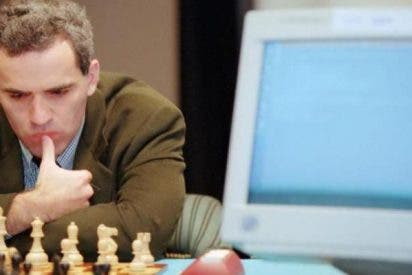 'Deep Blue', el superordenador que derrotó al ajedrez al invencible Gary Kasparov