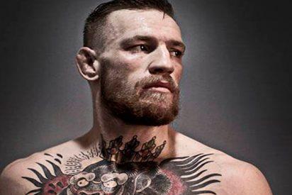 Conor McGregor pierde su cinturón de la UFC por rebelde