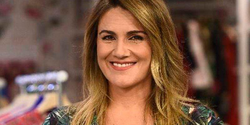 ¿Te imaginas a Carlota Corredera sin maquillaje?, esta es la foto