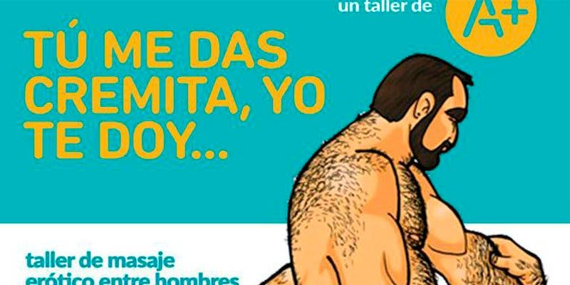 Cursos de masturbación con dinero público de la Junta de Andalucía