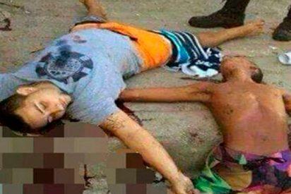 Así es la terrible y sangrienta violencia que azota a Río de Janeiro