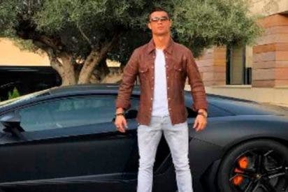 Cristiano Ronaldo y su ostentosa flota de coches de lujo