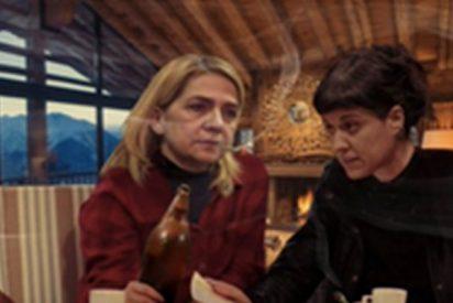 Bronca en Twitter con esta broma de 'El Jueves' sobre Anna Gabriel y la infanta Cristina
