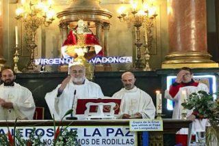 """Cristóbal López: """"Llamadme Cristóbal, portador de Cristo, mejor que monseñor"""""""