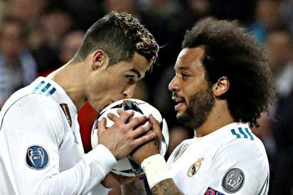 El Real Madrid remonta ante el PSG (3-1) con dos goles de Cristiano Ronaldo