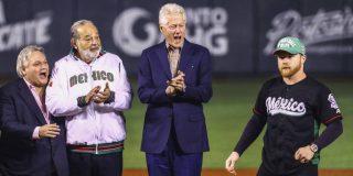 ¿Soltaron Carlos Slim y Bill Clinton una propina de 2.200 euros al camarero de un bar de Guadalajara?