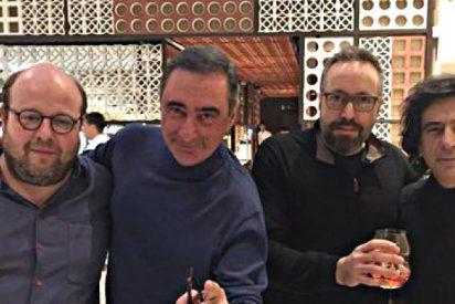 Un deslenguado Sostres deja patidifuso a Carlos Herrera y atufada a media COPE