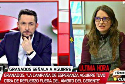 """Ruiz sonroja a Oltra por su imputación y se justifica con que es una denuncia de """"los pájaros"""" del PP"""