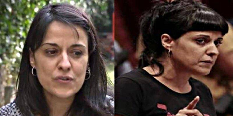 La cupera Anna Gabriel se da la fuga y cambia de look 'para despistar a la Guardia Civil'