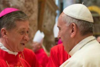 """Cupich llama a dar un """"nuevo ímpetu"""" al """"cambio de paradigma"""" del Papa Francisco"""