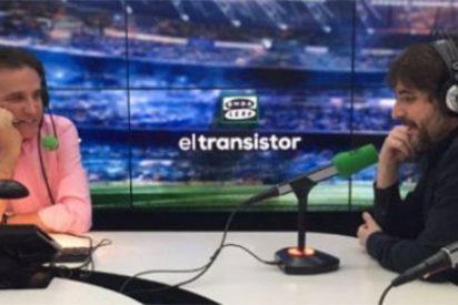 Évole deja descolocado a De la Morena al revelarle la identidad del (ahora) polémico columnista que le insultó cuando fue a hacer un programa a su Universidad