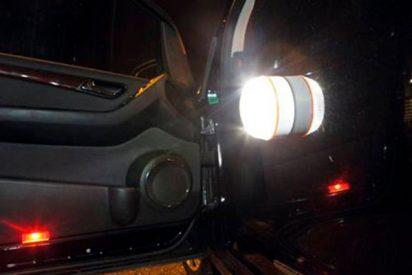 Crean una luz que puede salvarte la vida en carretera