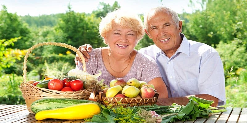 La dieta DASH previene la depresión en mayores