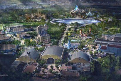 Frozen, Marvel y 'Star Wars' son las nuevas zonas temáticas que se podrán disfrutar en Disneyland Paris