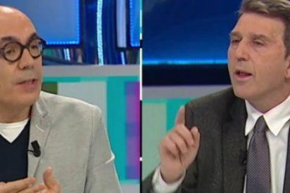 Un ex diputado de C's sale vivo de una salvaje encerrona en TV3 por el español en las aulas