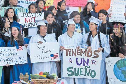 Los obispos USA convocan un Día de Protección a los 'Dreamers'