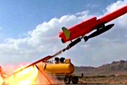 Así derriba el Ejército de Israel el drone iraní lanzado por los terroristas contra su territorio