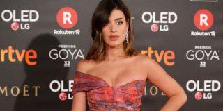 Ana Morgade se descojona del vestido de la 'influencer' Dulceida en los Goya 2018