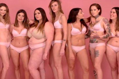 """Dulceida y Laura Escanes se desnudan para mostrar sus maravillosos cuerpos """"imperfectos"""""""