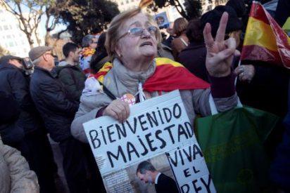 El soberano corte de Tabarnia a los 'indepes' que cargan contra Felipe VI en pleno MWC