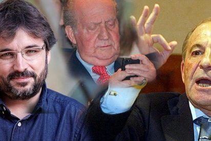"""La oportuna respuesta de José María García al rey Juan Carlos por decirle: """"No sabía que te vestías de maricón"""""""