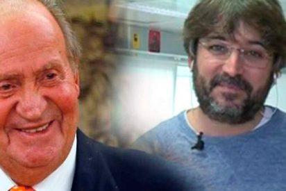 El real cabreo de el Rey Juan Carlos I con Évole por preguntarle por Botsuana