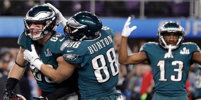 Los Eagles de Filadelfia ganan su primera Super Bowl frente a los New England Patriots
