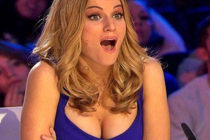Edurne se calza un mini bikini y calienta la pretemporada de David De Gea