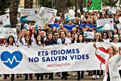 La despótica deriva catalanista del Govern balear