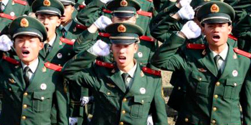 ¿Sabes por qué China es la segunda gran potencia militar después de Estados Unidos?