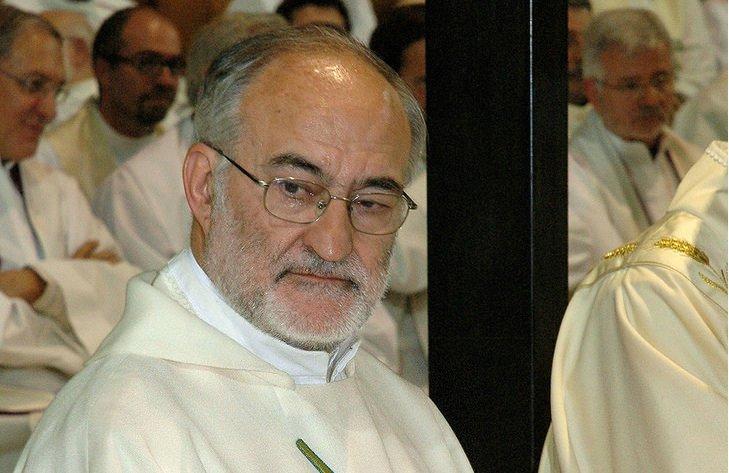 El arzobispo de Rabat preside una misa por Don Bosco en San Antón