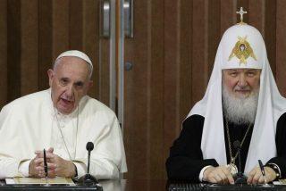 Hilarión predice otra reunión entre el Papa y el Patriarca ruso