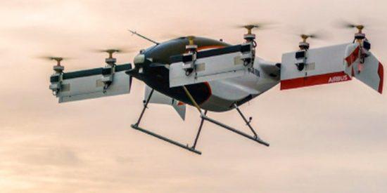 El taxi aéreo no tripulado de Airbus, realizó su primer vuelo