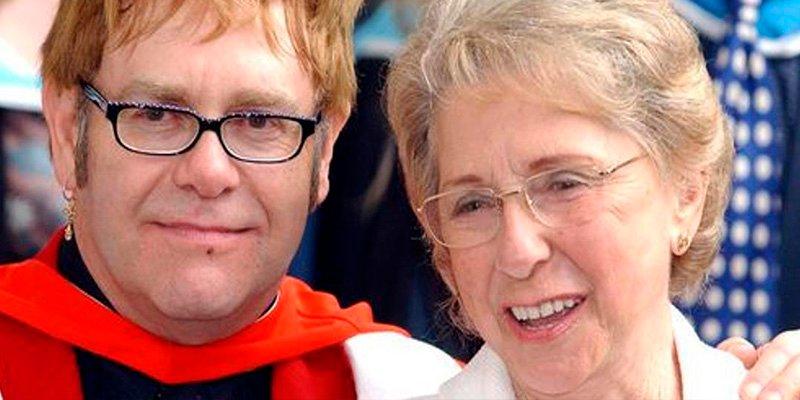 El último y definitivo desprecio de la madre de Elton John a su hijo