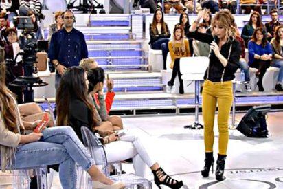 El 'capo' Vasile se harta y prepara el despido de las más veterana presentadora de Telecinco