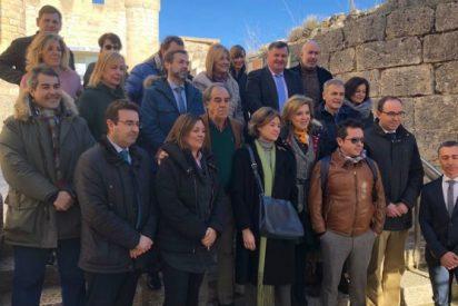 La ministra García Tejerina promociona la Ruta del Vino Ribera del Duero