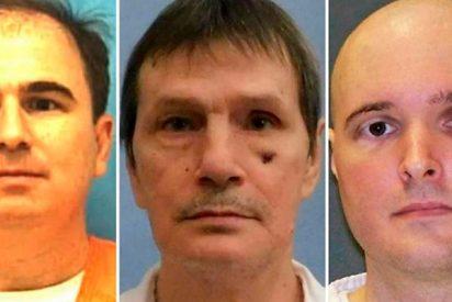 Triple ejecución en EE.UU. para este jueves