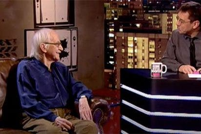 Monedero no aprende y vuelve a 'colar' el nombre de Albert Rivera en una interminable entrevista sobre drogas