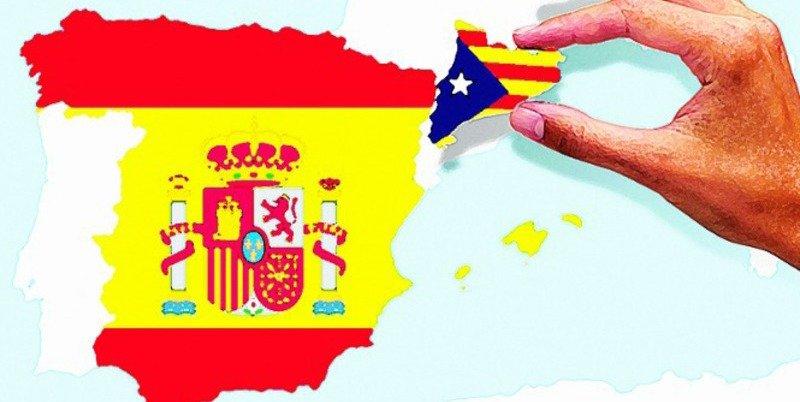 A los golpistas del separatismo catalán no hay que darles ni agua