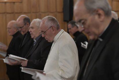 """Francisco: """"La Iglesia debe abrirse sin miedo, sin momificarnos en nuestras estructuras"""""""