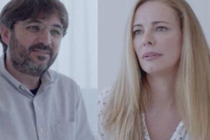 Paula Vázquez aprovecha el debate sobre el odio en las redes para verter mierda sobre 'OKDiario' pero Évole le recuerda sus patinazos en Twitter