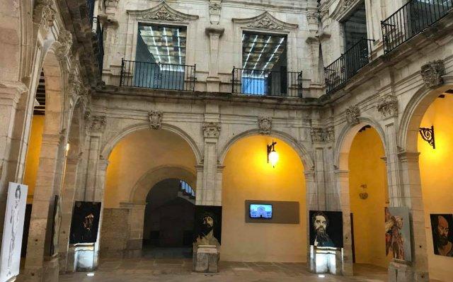 """El Museo de Arte Sacro de Orihuela acoge la exposición """"Aura"""""""