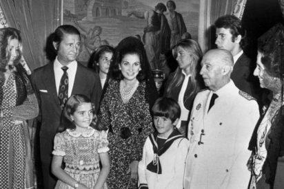 Los hijos de Carmen Franco se reúnen para ultimar el reparto de su sustanciosa herencia