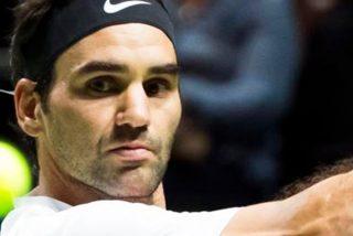 Roger Federer bromea con su regreso al número uno
