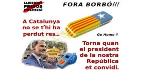 La cabronada que preparan los 'indepes' a Felipe VI en el Mobile World Congress