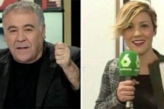 Ferreras y Pardo quieren ser los nuevos 'mongoles' y montan un show sarcástico contra la censura en ARCO