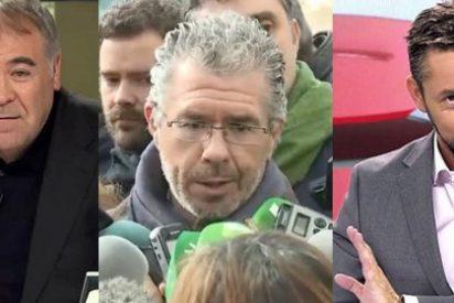 Éxtasis de laSexta y Cuatro con la declaración voluntaria de Granados contra el PP mientras vuelven a pasar de puntillas con el juicio de los ERES andaluces