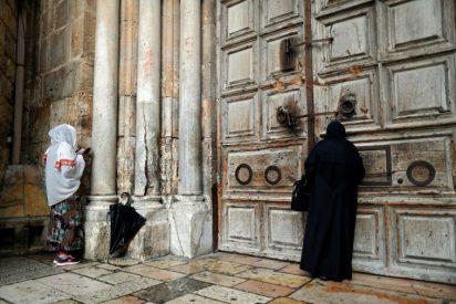 Reabre el Santo Sepulcro, tras tres días de cierre