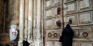 Israel suspende el polémico impuesto que provocó el cierre del Santo Sepulcro