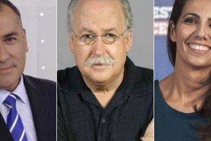 Xabier Fortes y Ferran Monegal recurren a la mentira contra TVE para ensalzar y glorificar a su amiga Ana Pastor